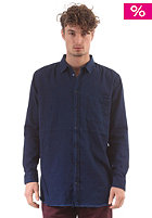 CHEAP MONDAY John L/S Shirt flight blue overdye