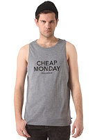 CHEAP MONDAY Kim Tank Top grey melange