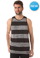 CHEAP MONDAY Kim Tank Top harsh concrete stripe