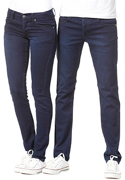 CHEAP MONDAY Narrow Unisex Pant blue denim