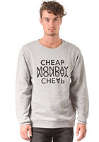 CHEAP MONDAY Per Sweat grey melange