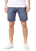 CHEAP MONDAY Short Five Jeans Pant open blue