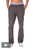 CHEAP MONDAY Slim Chino Pant plum grey