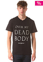 CHEAP MONDAY Tor S/S T-Shirt washed black