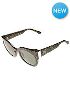 CHEAP MONDAY Womens Chunky Cat Sunglasses army turtle