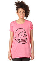 CHEAP MONDAY Womens Easy Flirt S/S T-Shirt strawberry pink