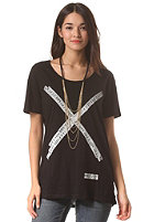 CHEAP MONDAY Womens Easy S/S T-Shirt black