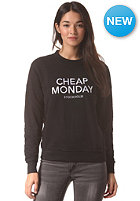 CHEAP MONDAY Womens Ellie Cheap Monday Sweat black