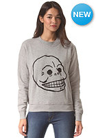 CHEAP MONDAY Womens Ellie Skull Sweat great melange