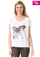 CHEAP MONDAY Womens Have Stupid Horse white