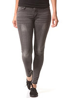 CHEAP MONDAY Womens Low Spray Denim Pant great grey