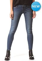 CHEAP MONDAY Womens Low Spray Pant mid blue