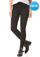 CHEAP MONDAY Womens Mid Spray Jeans black