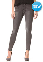 CHEAP MONDAY Womens Mid Spray Jeans great grey