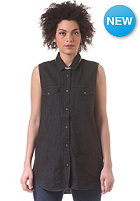 CHEAP MONDAY Womens Move On Shirt concrete black wash