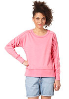 CHEAP MONDAY Womens Naomi Sweatshirt strawberry pink