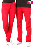 CHEAP MONDAY Womens Narrow Pant cherry red