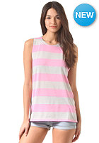 CHEAP MONDAY Womens Rang Optimism Stripe Top fantasy