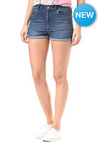 CHEAP MONDAY Womens Skin Denim Short sonic