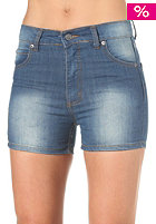 CHEAP MONDAY Womens Skin Shorts blue