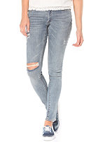 CHEAP MONDAY Womens Slim posted worn blue