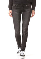 CHEAP MONDAY Womens Slim throwback black
