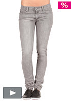 CHEAP MONDAY Womens Zip Low Pant very light grey