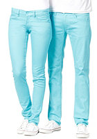 CHEAP MONDAY Zip Low Jeans Pant riviera turquise