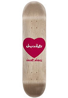 CHOCOLATE Alvarez Heart Deck 7.625