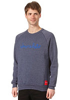 CHOCOLATE Chunk Sweat eco blue