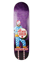 CHOCOLATE Deck M. Johnson Circus Liquor 8.50 one colour