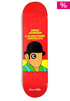 CHOCOLATE Deck M. Johnson Clockwork 8.125 one colour