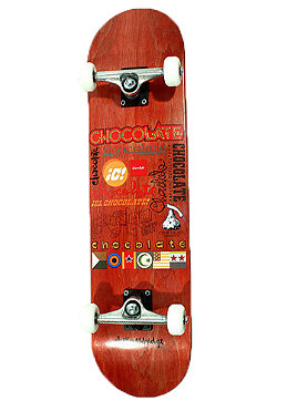 CHOCOLATE Eldridge Blitz Complete Skateboard 7.75