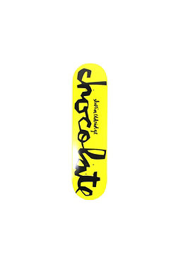 CHOCOLATE Eldridge Fluorescent Chunk Deck 8,00