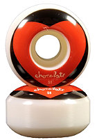 CHOCOLATE Hearts Wheels 51mm one colour
