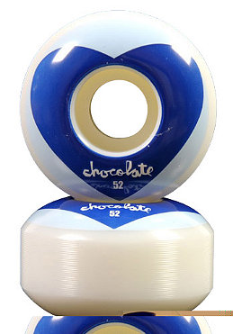 CHOCOLATE Hearts Wheels 52mm
