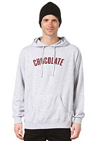 CHOCOLATE League Hooded Sweat grey