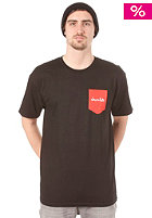 CHOCOLATE Pocket Chunk S/S T-Shirt black