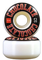 CHOCOLATE Wheels 51 mm Arched League one colour