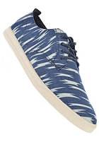 CLAE Ellington C deep navy bolt canvas