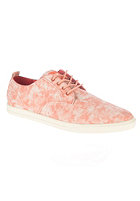 CLAE Ellington C fire tie dye canvas