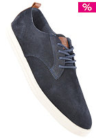 CLAE Ellington deep navy suede