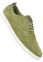 CLAE Ellington spinach suede