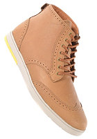 CLAE Oscar grizzly leather