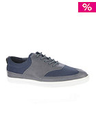 CLAE Powell pavement leather deep navy canvas