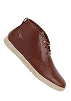 CLAE Strayhorn chestnut leather