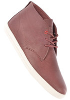 CLAE Strayhorn oxblood leather