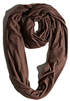 CLAST Circle Scarf brown