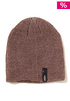 CLAST Classic Beanie heather brown