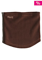 CLAST Fleece Neckwarmer brown
